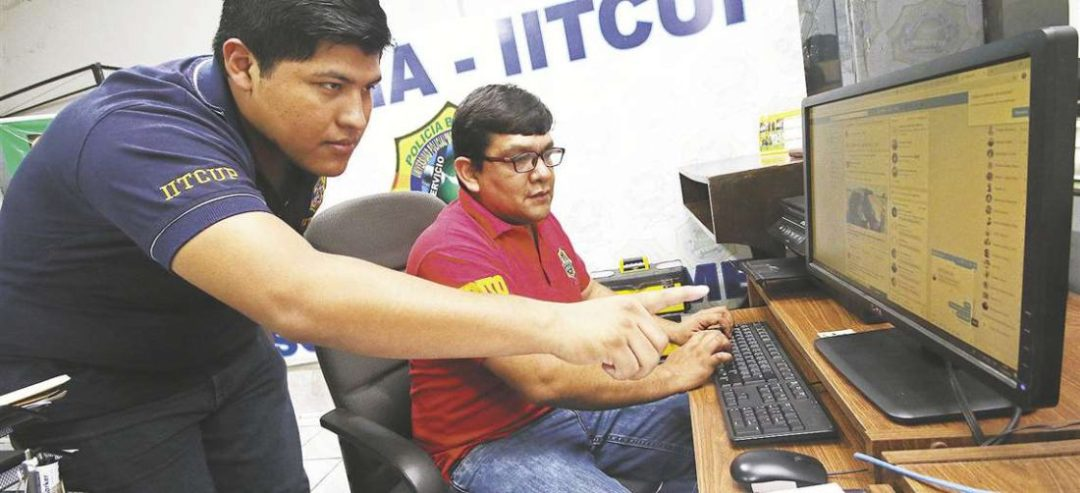 Efectivos de la Policía realizarán ciberpatrullaje I Foto: archivo.