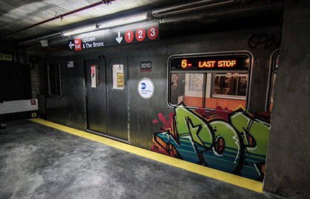 Uptown recrea las famosas líneas del subte de la ciudad de Nueva York