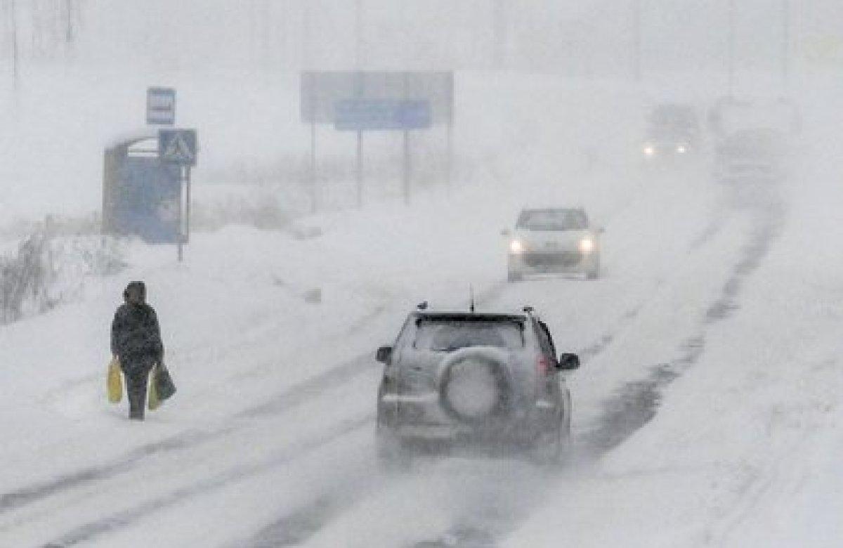 """La fuente agregó que """"es muy posible"""" que el manto de nieve en la ciudad llegue a 60 centímetros, superando de esa forma el récord establecido en 1956."""