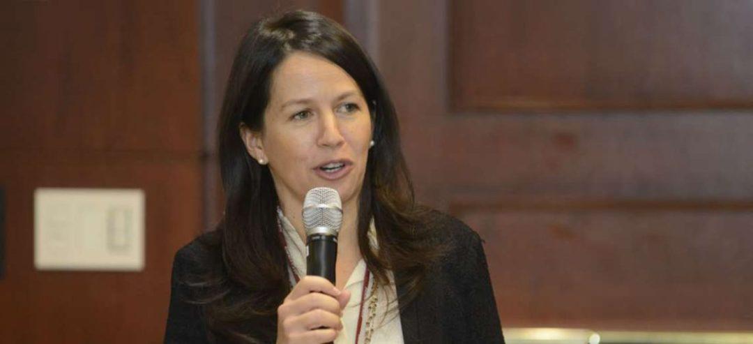 Marcela Escobari, directora de Usaid. Foto. Internet