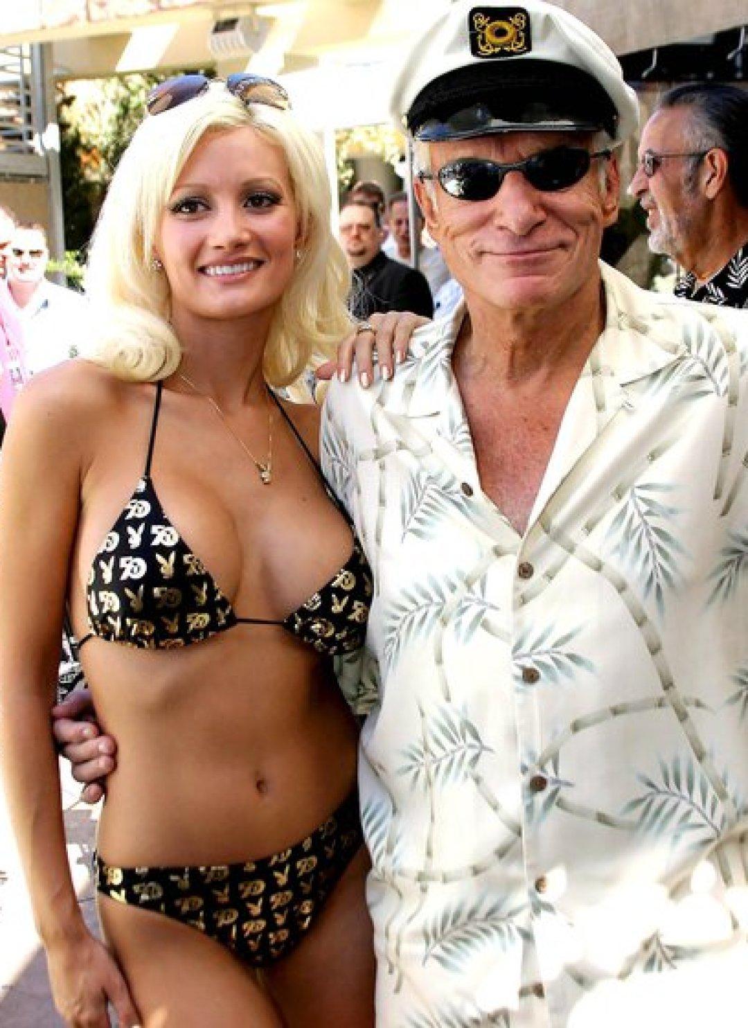 Holly Madison desnudó la vida sórdida que sufrían las conejitas en la mítica mansión Playboy (Shutterstock)
