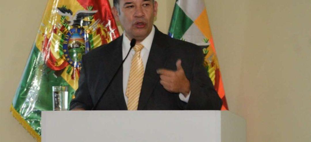 El director del INE dijo que el 2020 fue una gestión perdida/Foto: INE
