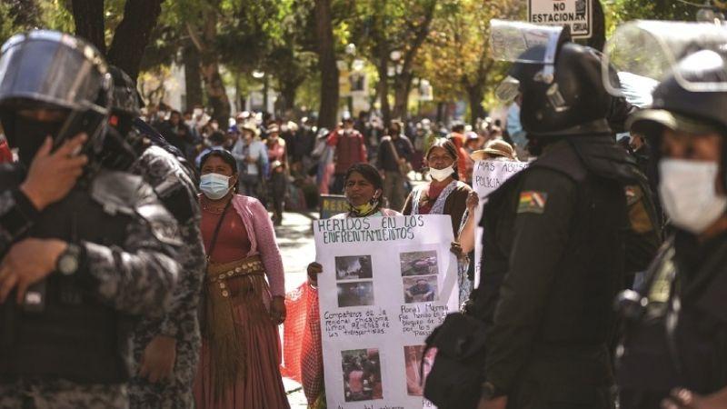 Adepcoca: Cruz se alinea con postura de bloque afín al MAS