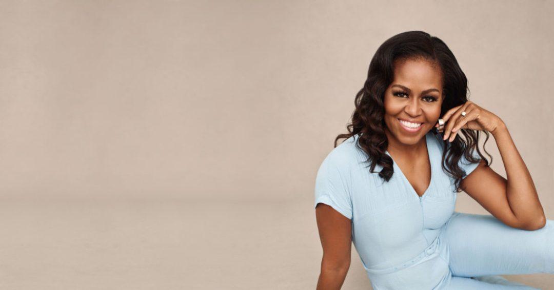 """Michelle Obama: """"Ahora veo los frutos de mi esfuerzo con mis hijas, dos  jóvenes con una gran curiosidad y que adoran descubrir cosas nuevas cuando  viajan"""""""