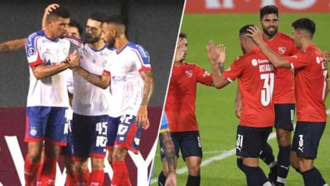 Bahía recibe a Independiente