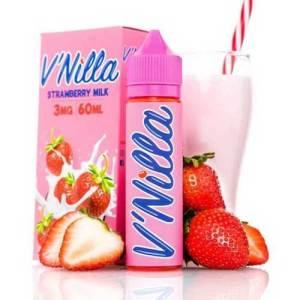 V'Nilla Strawberry Milk