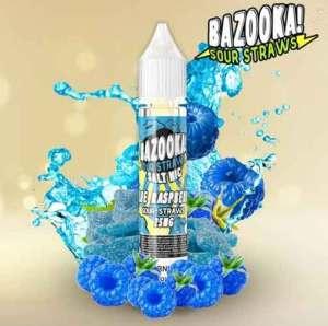 Blue Raspberry Salt by Bazooka