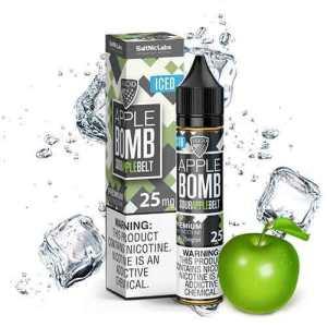 VGOD Apple Bomb Iced Saltnic
