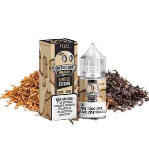Tobacco Limited Edition Salts By Air Factory