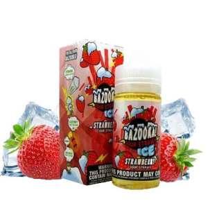 Strawberry ICE By Bazooka