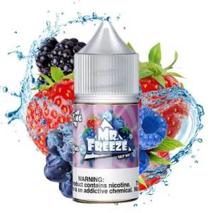 Berry Frost Saltnic By Mr Freeze