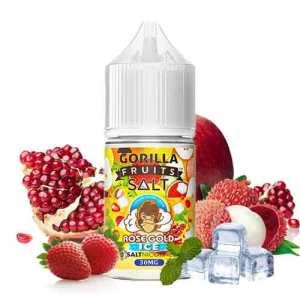 Gorilla Fruits Nic Salt - Rose Gold Ice