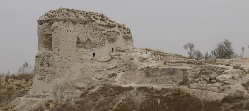 Tongwancheng (Fehérvár) A Hunok fővárosa. Hallottál róla ?