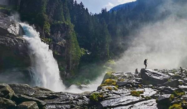 Indulás! Krimml-vízesés – Európa legnagyobb zuhataga