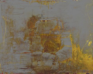 13-11 Mischtechnik Blattgold Leinwand 40 x 50 cm_Gold_bearbeitet-1