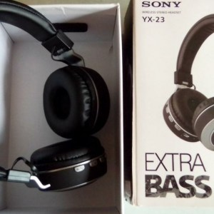 Sony YX-23 Extra Bass Head Phone