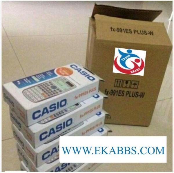 EKABS CASIO FX 991 ES PLUS 1 1