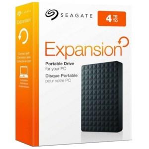 Seagate Expansion USB 3.0 2.5″ 4TB Portable External Hard Drive