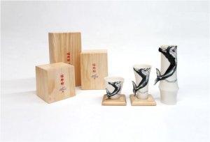 台湾高級陶器メーカーFRANZ 恵比寿鯨