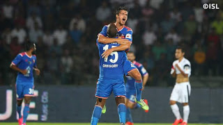 FC Goa banged on the target