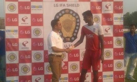 DSK Liverpool defeated Mohammedan SC by 3-0. 20.02.2016