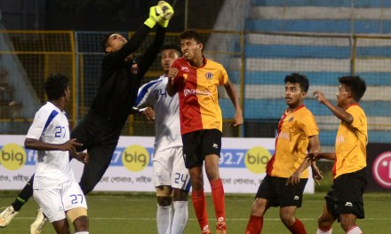 Salgaocar FC beat United SC by 2-1 where as TFA defeated Eastbengal by 1-0. 19.02.2016
