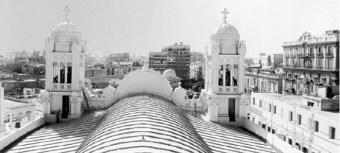 Το καμπαναριό του ναού