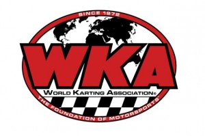 World Karting Association WKA logo
