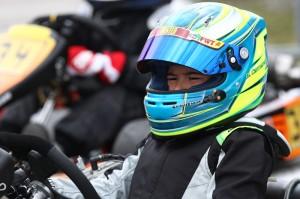 Rotax Micro Max pilot Derek Carmenate will look to score a national championship title this week in North Carolina (Photo: DerekCarmenate.com)