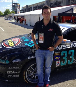 K1 Speed's Patrico Jourdain will join Skullcandy Team Nissan for the remainder of the 2013 Continental Tire Sports Car Challenge schedule