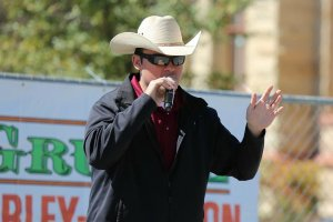 LaPorta enjoyed his time in Texas for LSGP and 2D2W (Photo: John Shofner - Shofner Films)