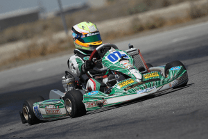 Anthony Gangi Jr. swept the TaG Junior division on the day (Photo: dromophotos.com)
