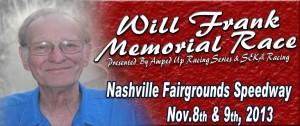 Will Frank Memorial Race