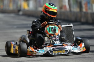Luke Bianco drove to second in the S4 Magnum class to score the California ProKart Challenge championship (Photo: dromophotos.com)