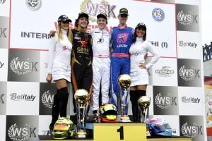 Nov KF podium