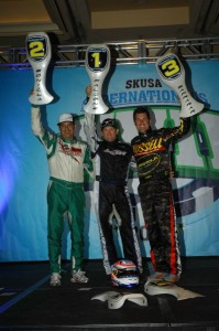 With the same top-three from 2012, Scott Falcone earned the #1 plate in TaG Master (Photo: On Track Promotions - otp.ca)