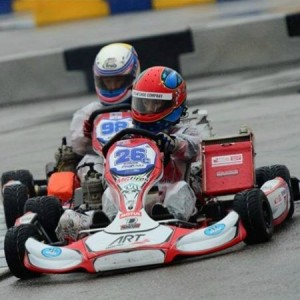 Colton Herta scored the team's first national TAG Junior podium