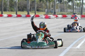 Austin Garrison scored the victory in Junior Max (Photo: Studio52.us)