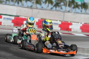 Gianluca Petecof came away with victory in Mini Max (Photo: Studio52.us)