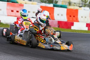 Canadian Zachary Claman DeMelo drove to victory in Senior Max (Photo: Studio52.us)