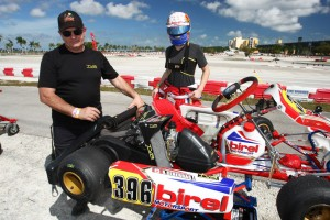Terry Ventresca (left) is among the most well-respected tuners in the sport, and teamed with Brayden Seberras (right), is focused on assembling a small team of talented drivers who are ready to win. (Photo: VSR)