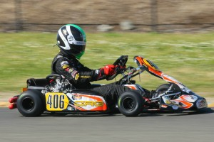 Andy Lee put CRG-USA on top of the DD2 podium in Saturday's main event (Photo: SeanBuur.com)