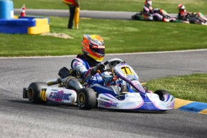Austin Versteeg is among the new drivers in the S5 Junior division this season (Photo: SeanBuur.com)
