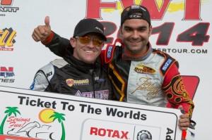 Scott Falcone and Luis Schiavo (Photo: Studio52.us)