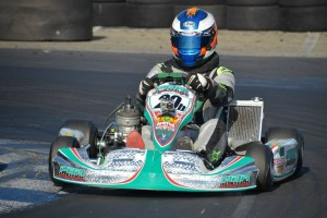 Paul Bonilla added to his impressive win total at the LAKC by capturing the win, and sweep, Sunday in PRD Masters racing (Photo: LAKC.org)