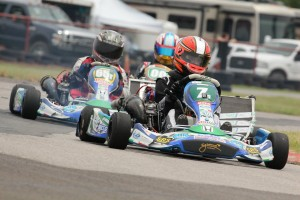 It was a double-win weekend for Raul Guzman in S5 Junior (Photo: Dreams Captured Photography)