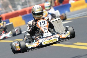 Billy Cleavelin scored his first ever Pro Tour victory at the Modesto Grand Prix (Photo: On Track Promotions - otp.ca)