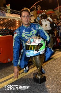 Gian Cavaciuti took home two S4 victory trophies back to Italy (Photo: On Track Promotions - otp.ca)