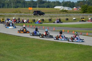 Fields continue to grow across the country in the LO 206 division (Photo: NCMP)
