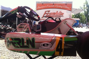 A fun and educational day with Franklin Motorsports and Merlin Nation at MRP (Photo: EKN)